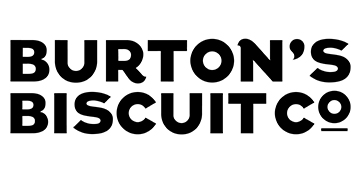 Logo for Burtons Biscuits
