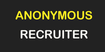 Logo for Anonymous Recruiter .