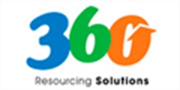 Logo for 360 resourcing solutions